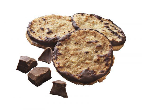 mormors dubbla chokladflarn recept