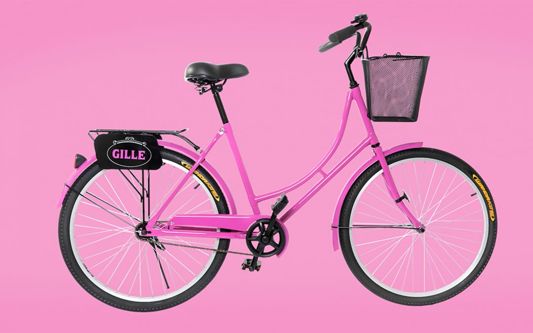 Win a bike from Gille
