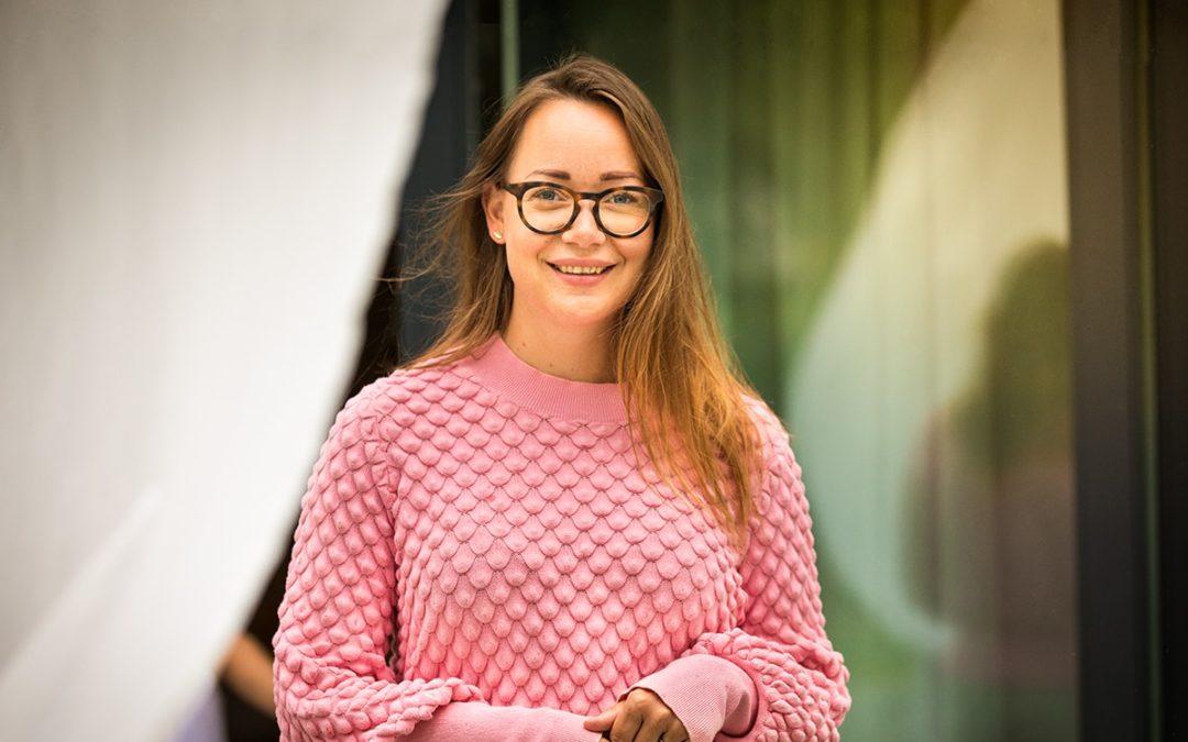 Bloggaren Susanne inspirerar från pepparkakeland